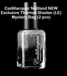 Cadillacquer Nailland Exclusive New Shades : Thermal Mystery Bag