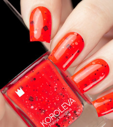 Koroleva Nailpolish - Aperol Spritz