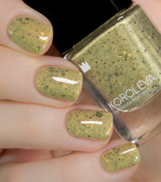 Koroleva Nailpolish - Pistachio Butter
