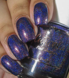 Cuticula Naillacquer - Long Sleeves & Falling Leaves
