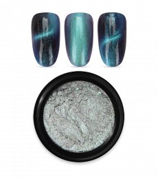 Moyra Magnetic Pigment Powder - Blue