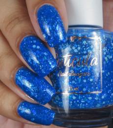 Cuticula Naillacquer - Make It Blue