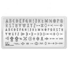 Boho Chic Alphabet