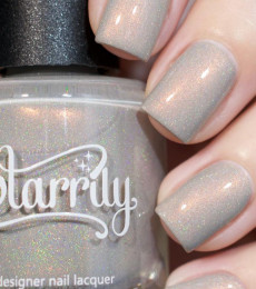 Starrily Shimmer Nailpolish Moon Glow