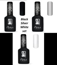 Moyra Foil Polish for stamping set