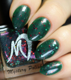 Nailland Exclusive- Mystery Polish- Hailey