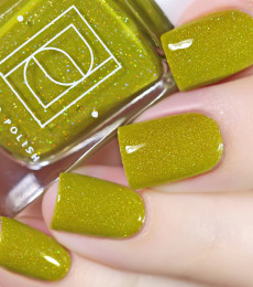 Painted Polish - St. Patrick's Day Trio - Lime So Lucky