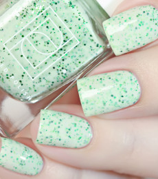 Painted Polish - St. Patrick's Day Trio - Mystery Crelly Treize