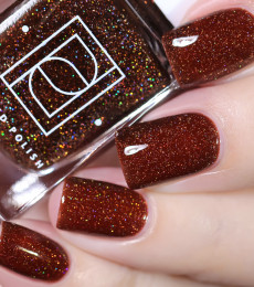 Painted Polish - Keep Calm & Brew On Collection - Pardon My French Roast