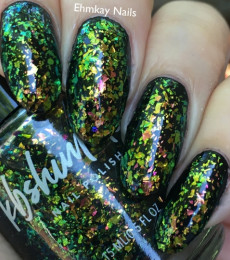 KBShimmer Party Like A Guac Star Nail Polish