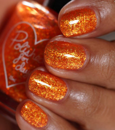 Polished For Days - Autumn Collection -Persimmon