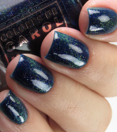 Colores de Carol Nailpolish - I'll be Home For Holidays Collection - There's No Place Like Home