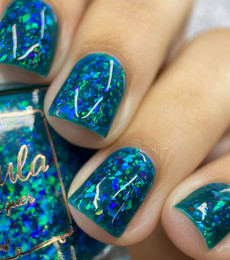 Cuticula Naillacquer - Shattered Fantasy Collection - Cursed Forest