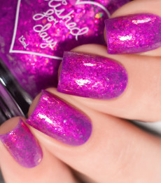 Polished For Days Polish - Wonderful World of Color Collection - So Close