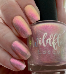 Wildflower Lacquer - Scarlet