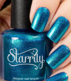 Starrily Foil Nailpolish- Skyline