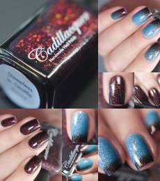 Cadillacquer Nailpolish- 2021 Spring Collection - Sleepless in Seattle