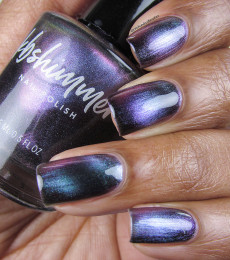 KBShimmer Nailpolish - Spaced Out Multichrome Magnetic Nail Polish