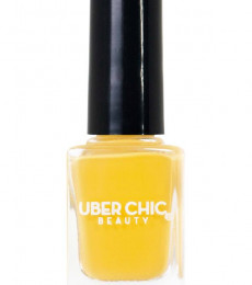 Uberchic Stamping Polish - Lazy Little Bumblebee