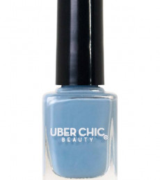 Uberchic Stamping Polish - Partly Cloudy with a Chance of Glam