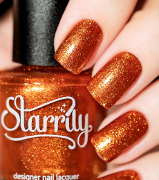 Starrily Foil Nailpolish Sunlight