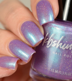 KBShimmer Nailpolish - Succ It Up