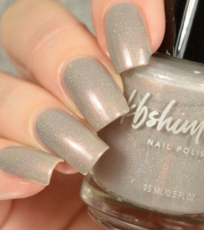 KBShimmer Please Taupe Notch Nail Polish