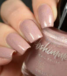 KBShimmer Nailpolish - That's Nude To Me