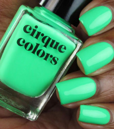 Cirque Colors - Vice 2021 Collection - Thirsty Neon Polish