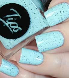 Tips Nailpolish - Chalks Collection- Blue