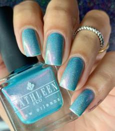 Kathleen& Co Polish - 2021 Spring Shimmers- Jade Vine