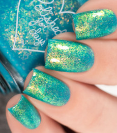 Polished For Days Polish - Wonderful World of Color Collection - Catch Ya Later, Dudes