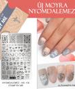 Moyra Big Stamping Plate 109 - Stamp by Me