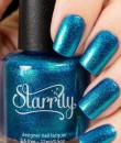 Starrily Foil Nailpolish- Skyline